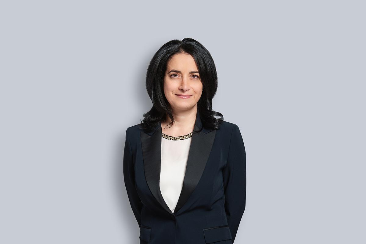 Portrait of Barbara Farina