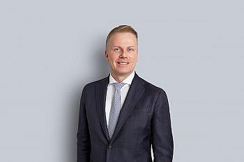 Portrait de David Ward
