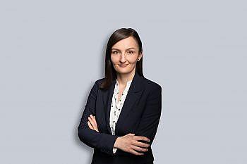 Portrait of Gosia Piasecka
