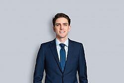 Portrait of Maxime Chabot