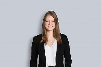 Portrait of Emmanuelle Gascon
