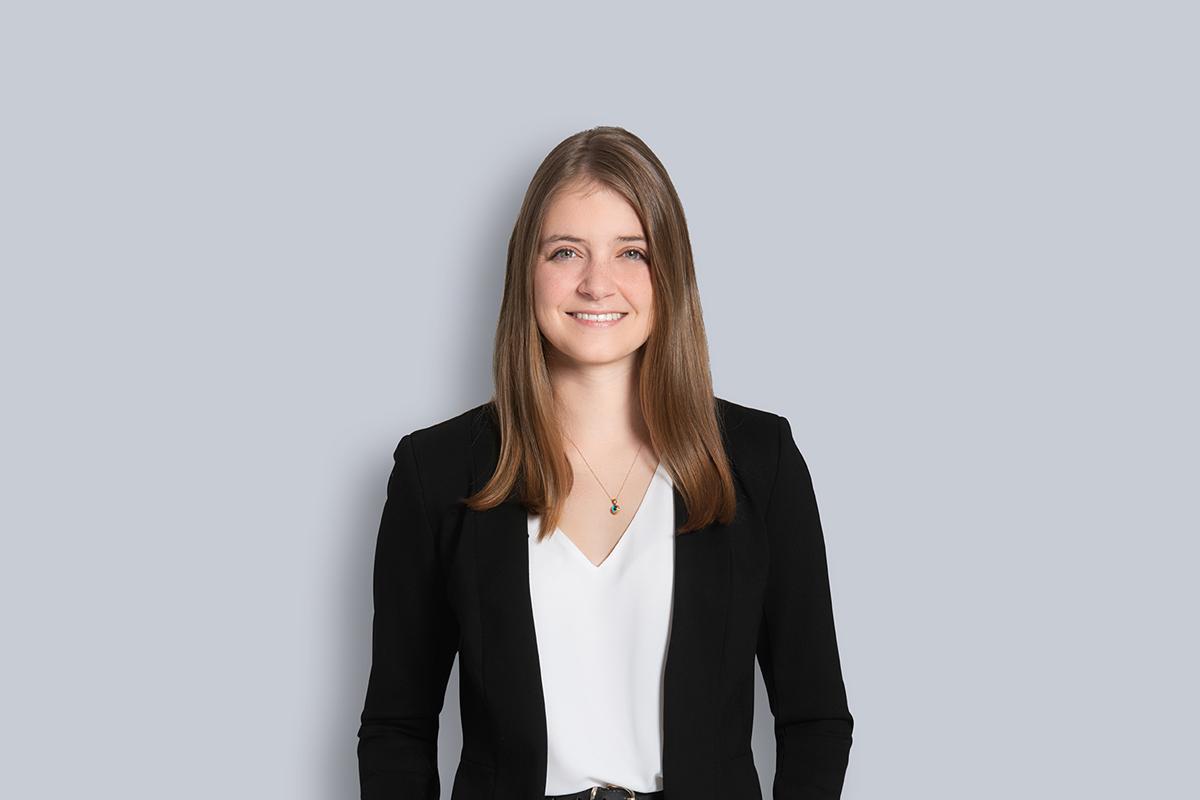 Portrait de Emmanuelle Gascon
