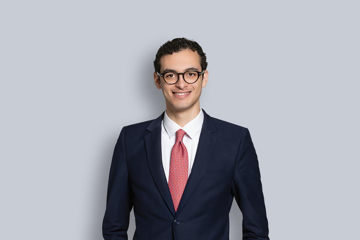 Portrait of Souhail Nejjar