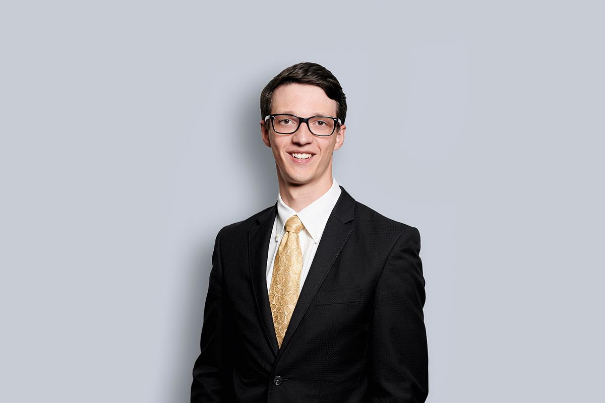 Portrait of Hayden Redl