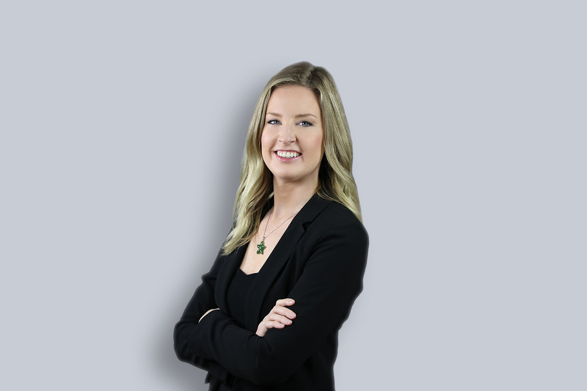 Portrait of Melinda Tomlinson