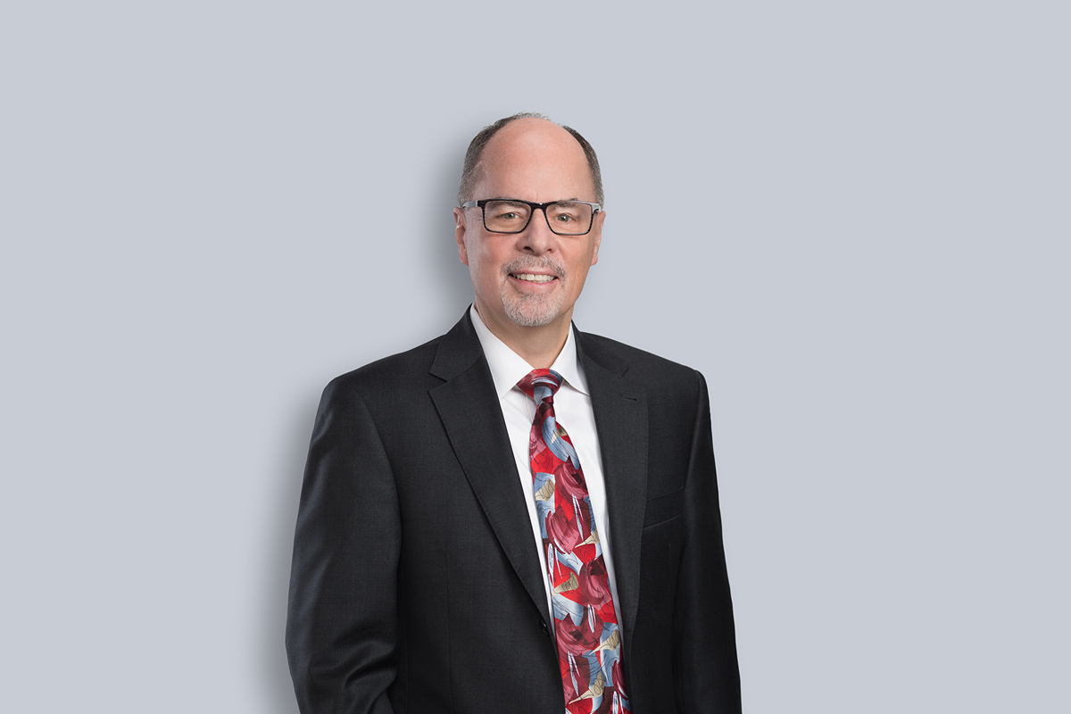 Portrait of Kevin W. Keyes