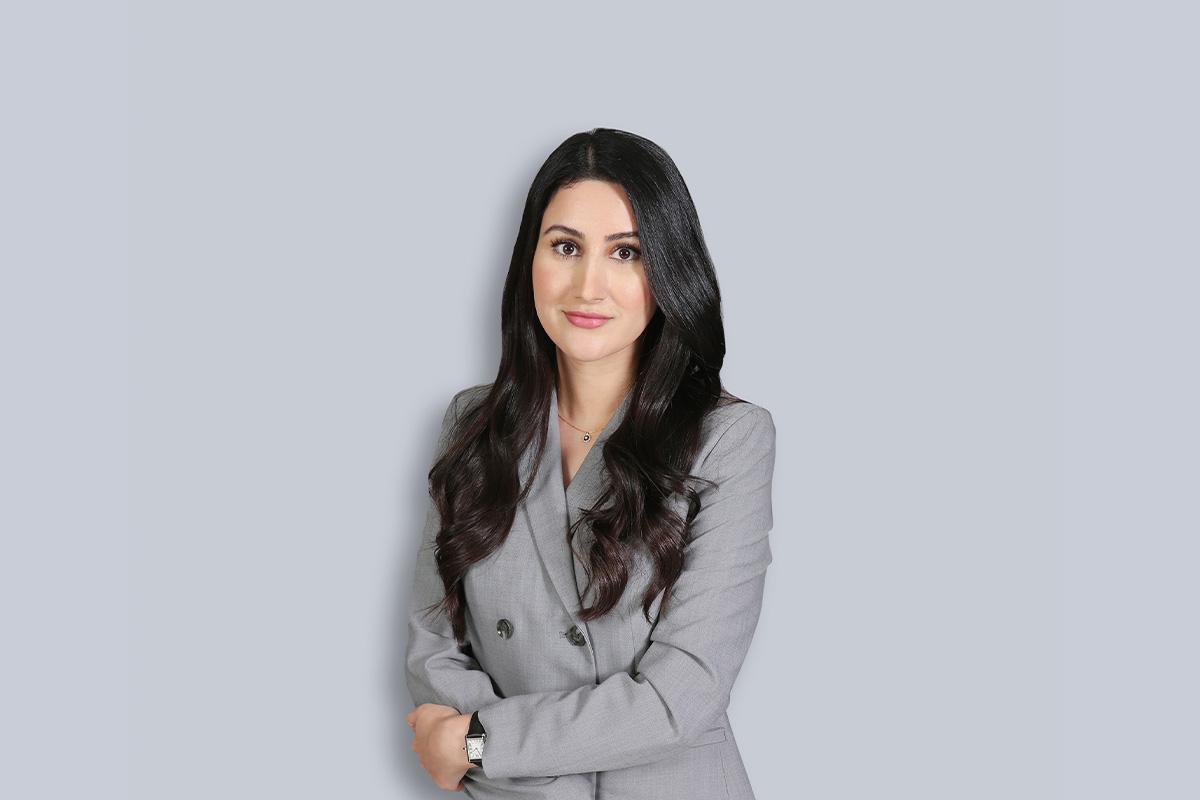 Portrait of Chirine Ali