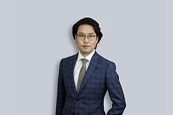 Portrait of Ian Park