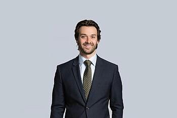 Portrait of Julien Lauzon