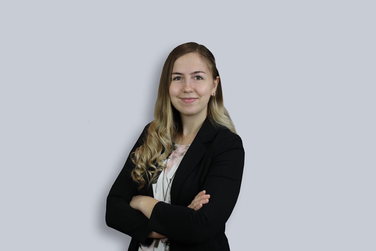 Portrait of Megan Kocher