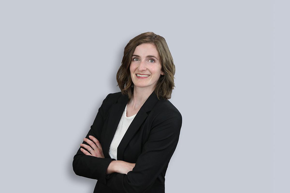 Portrait of Sarah Hallman-Krul