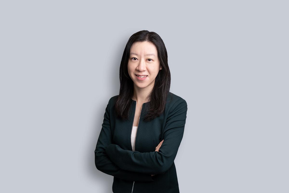 Portrait of Anita Fung