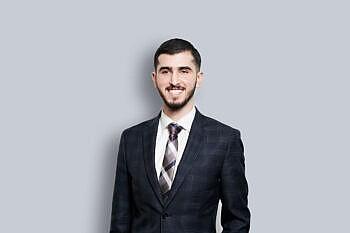 Portrait de Amir Aboguddah