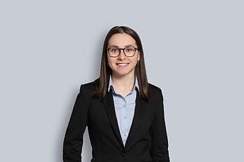 Portrait of Roxane Nadeau