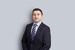 Portrait of Ian Polisuk
