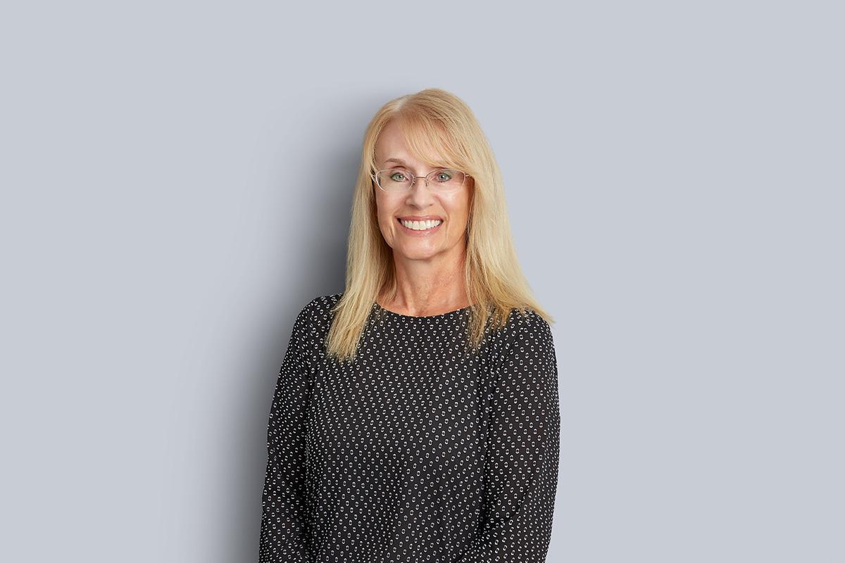 Portrait of Joanne Hickling