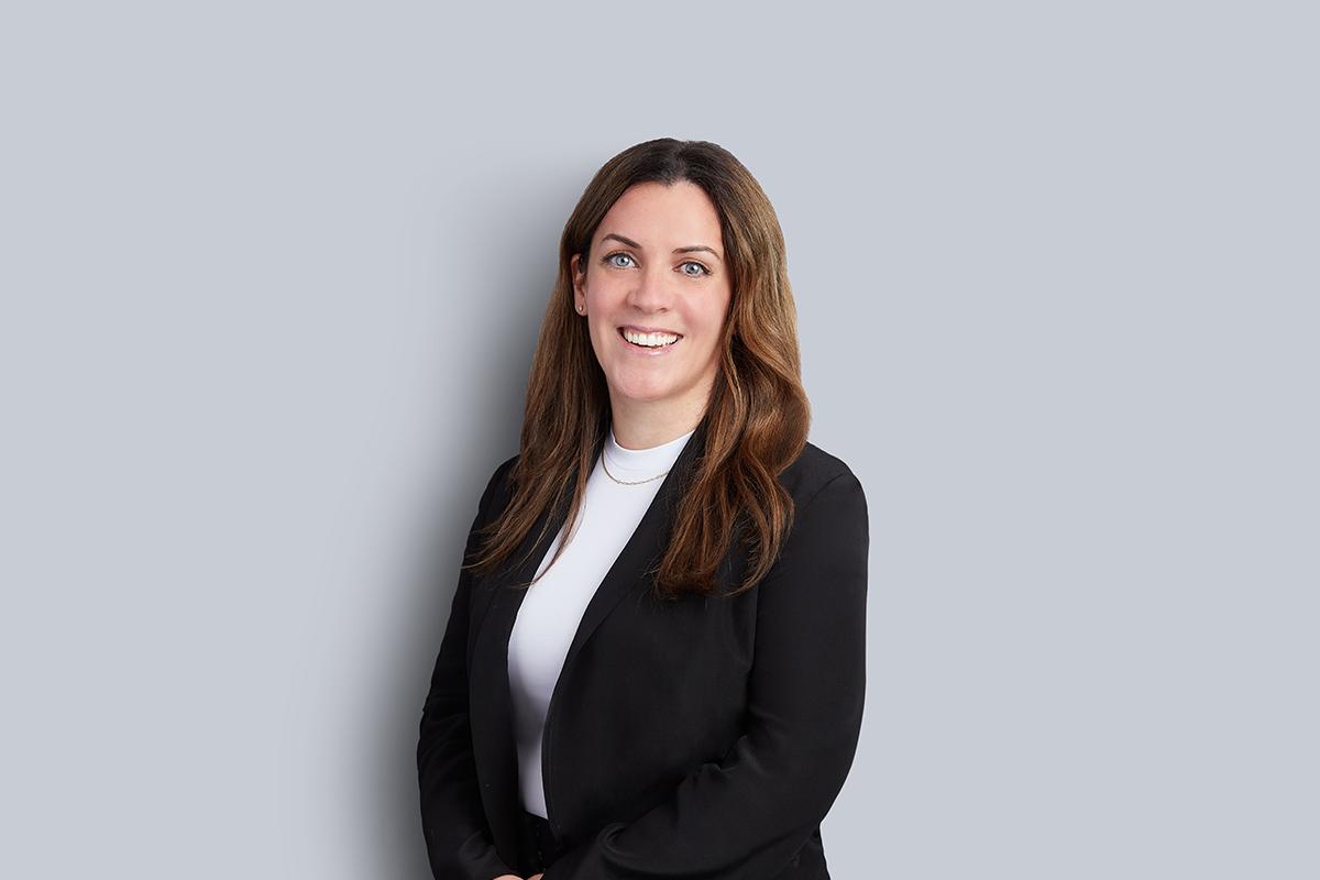 Portrait of Sheila Morris